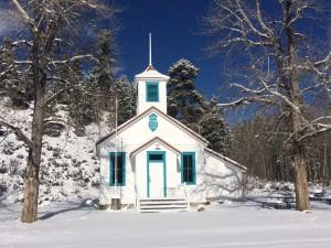 Schoolhouse 11-15 winter